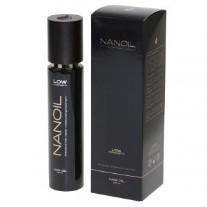 Nanoil - haaröl ohne silikone